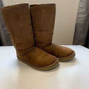 Ugg Classic  Tall boots W6 Tan